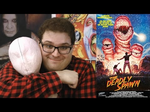 The Deadly Spawn (1983) – Blood Splattered Cinema (Horror Movie Review)