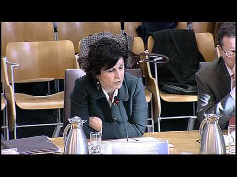 European and External Relations Committee - Scottish Parliament: 19th February 2015
