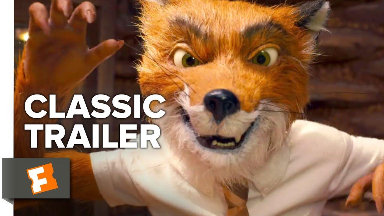 Fantastic Mr Fox 2009 Trailer 2 Movieclips Classic Trailers Youtube