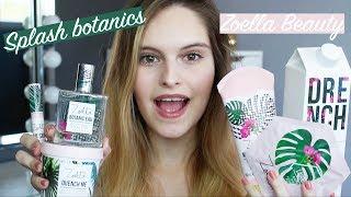 Zoella Splash Botanics First Impression Elle Axelle