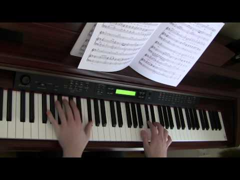 Chess - Anthem (Piano)