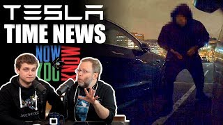 tesla Time News - Exclusive: Tesla Sentry Catches Thieves on Camera