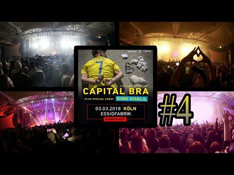 CAPITAL BRA & KING KHALIL - BLYAT TOUR - KONZERT in KÖLN (03.03.2018) #4