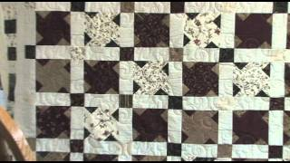 Abby, Quilt By Sandi, Twin Sister Pattern