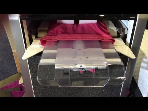A suitcase that follows you, laundry-folding robot – new gadgets from CES 2018