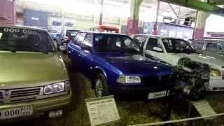 видео Музеи ретро автомобилей в москве