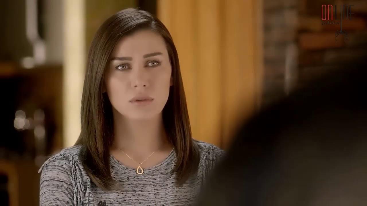 رجا يطلب مجددا من لين ان تشرب القهوة معه باسل خياط نادين