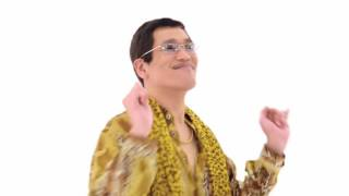 Японец поет Pen-Pineapple-Apple-Pen