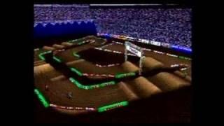 Supercross 2000 Nintendo 64 Gameplay