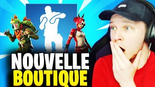 🔴I OFFER THE NEW SKIN IN THE FORTNITE BOUTIQUE OF AUGUST 8 to 2H! QUALIFICATION IN PART PERSONAL