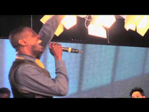 Kayode Gospel Singer- May 2014 Event of Worship