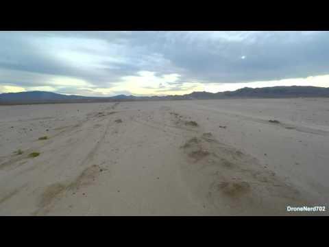 01-02-2016. Dry Lake Bed. Jean, Nevada