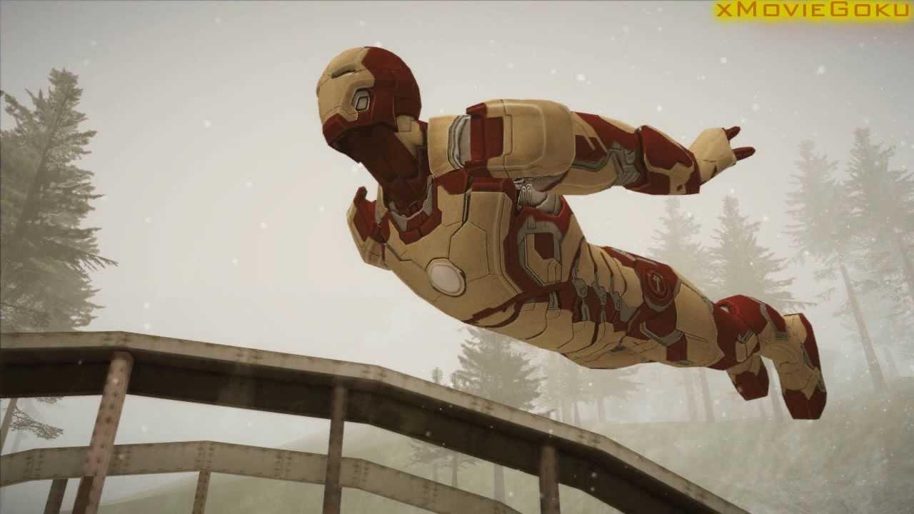 GTA SA : Iron Man 3 Mod