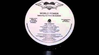 World Power Feat. Althea McQueen - I
