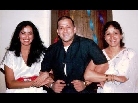 Vishnuvardhan Unseen Family Pics   Bharathi Vishnuvardhan   Sahasa Simha   Vishnuvardhan Rare Pics
