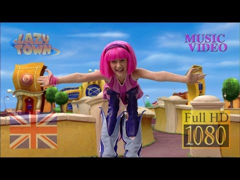 LazyTown - Always a Way - Music Video (Full HD 1080p) CD