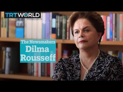 Brazil's Dilma Rousseff fights for her political survival | The Newsmakers special