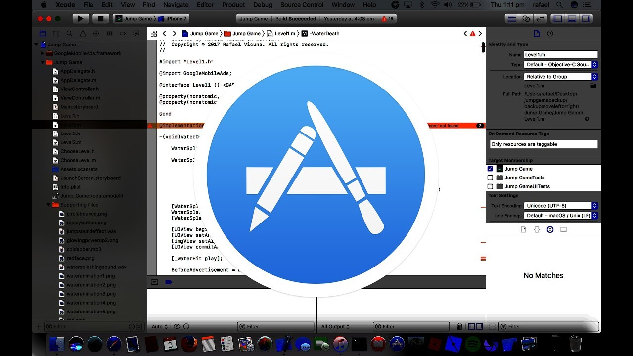 How To Submit An App To The iOS App Store with xCode and iTunes Connect