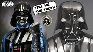 Response to Backlash on Vader Voice Casting  - Star Wars Theory Fan Film