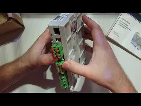 Овен ПЛК323 купил новую игрушку. Распаковка, что внутри программируемого логического контроллера