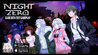 NightZero (English) CBT Gameplay (Android/IOS)