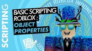 BASIC SCRIPTING ROBLOX (INDONESIA) #3