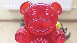 Сладкий мухомор для желейного медведя Валеры