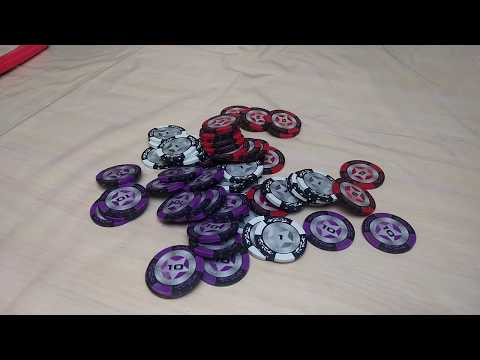 Покерные фишки вместо монет для настольных игр - Jetons Crown Unboxing
