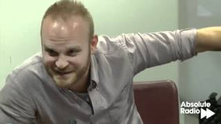 Coldplay interview backstage at the Emirates Stadium - Will Champion