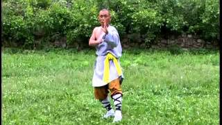 [Kung Fu] 少林 Разминка в стиле кунг фу 少林