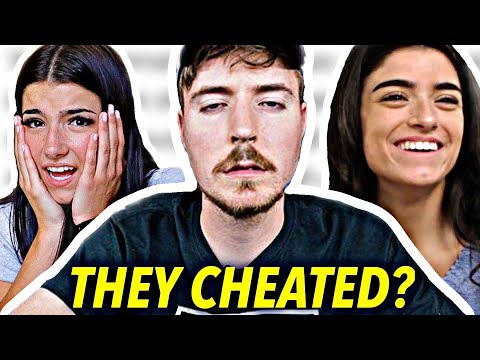 HERE'S PROOF Charli D'amelio & Her Family CHEATED On The Mr. Beast $300,000 Trivia Event..