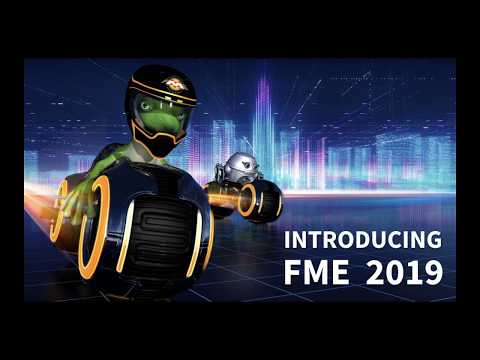 Unveiling FME 2019