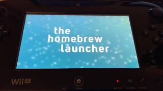 Wii U [ 5.5.2 Hack Tutorial ] - What to do on Haxchi | Install The Homebrew Launcher Channel - MrMaD