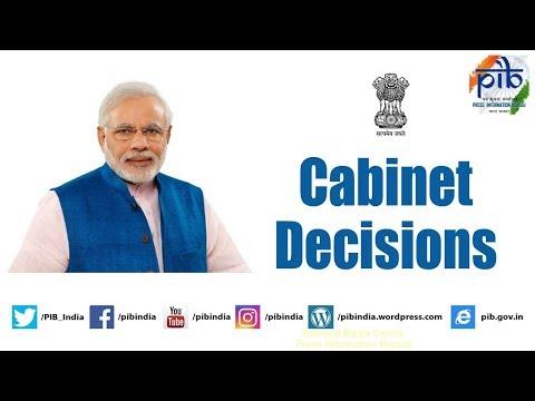 Cabinet Briefing by Union Minister Arun Jaitley and Ravi Shankar Prasad
