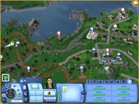 The Sims™ 3 Hidden Springs for PC | Origin