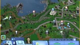 The Sims 3  - Hidden Springs