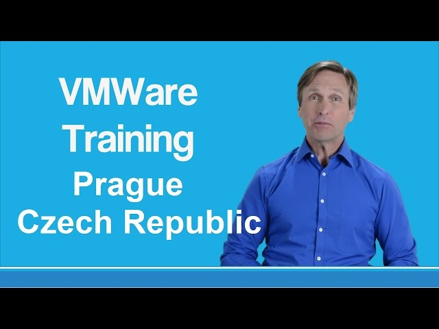 VMware Prague Czech