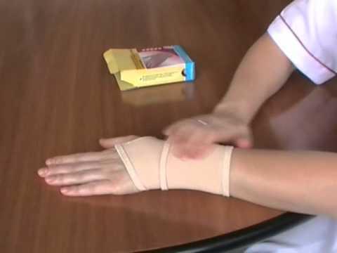 Повязка на лучевой сустав хирург лечение суставов