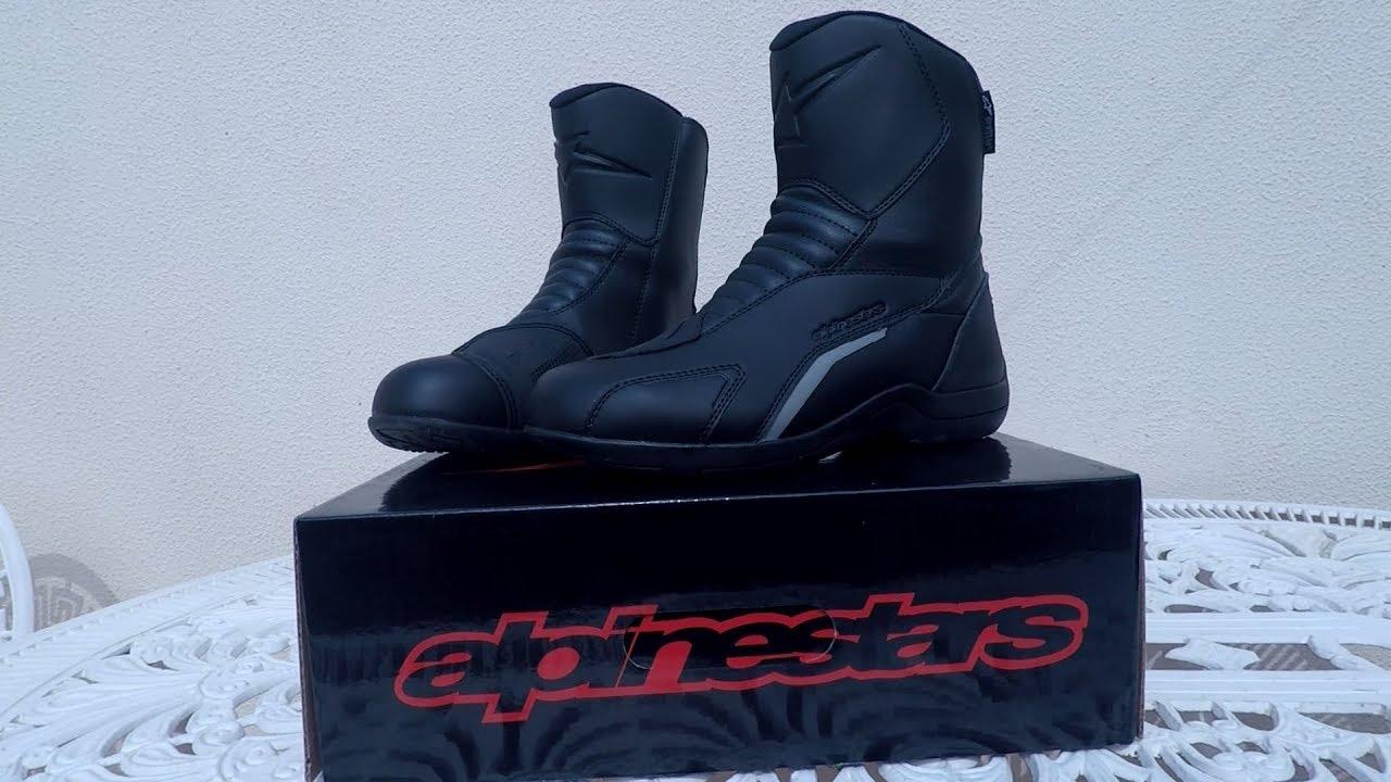 a64a1a3c9 Alpinestars Ridge V2 Boots - YouTube