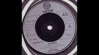 Kraftwerk - Autobahn / Kometenmelodie 1 (UK 7-Inch EP) [1974]