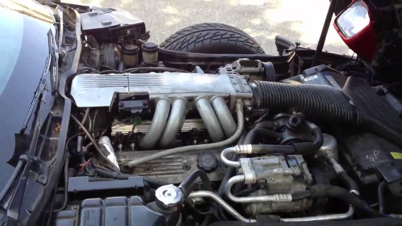 Does My Corvette S 130k Miles L98 Sound Like It