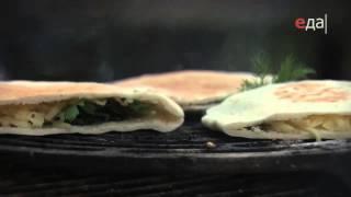 видео Куриный шашлык с сыром