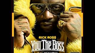 Rick Ross Ft. Nicki Minaj - You The Boss (Instrumental) [Download]