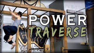 Power Traverse | Natural Movement Skill