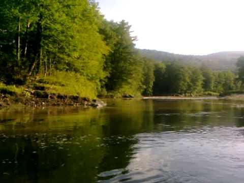 Vermont adventurers fishing the winooski youtube for Vt fishing license