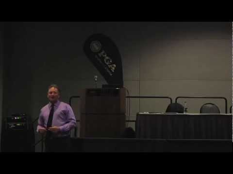 2013 Golf Industry & Business Summit - PGA Professionals Don Parsons and Bill McKinney Presentation