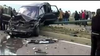 Repeat youtube video Accident : Autoroute Rabat - Salé El Jadida (28/2/2011)