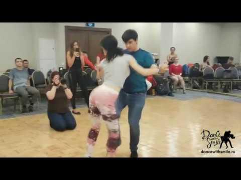 [Bachata] Maksim Kotov & Maria Matyukhina — El Mismo Infeliz