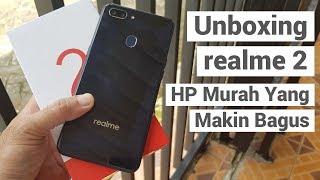 Unboxing realme 2 | HP Murah Yang Makin Bagus