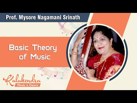 Learn Carnatic Music - Basic Theory